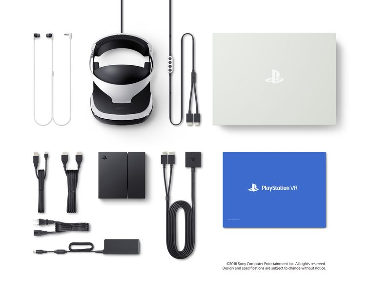 PlayStation VR 11