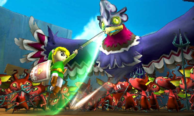Hyrule Warriors Legends 12
