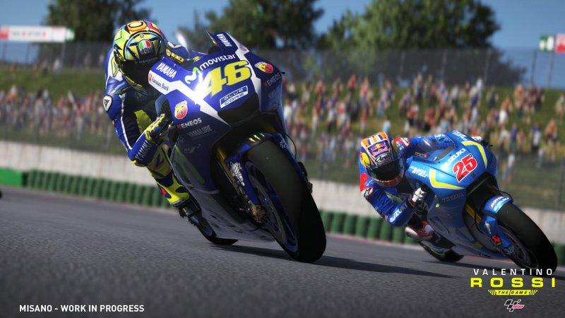 Zur Valentino Rossi: The Game Bildergalerie!