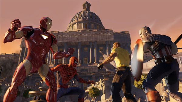 Zur Marvel: Ultimate Alliance 2 Galerie!