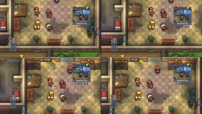 the escapists 2 01