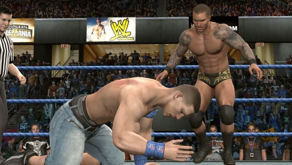 WWE - Smackdown Vs. Raw 2010 11