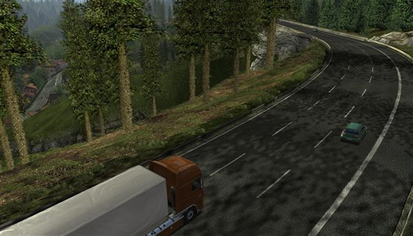 German Truck Simulator 06
