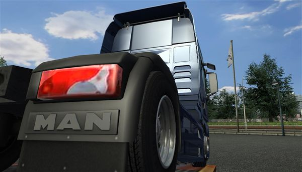 German Truck Simulator 15
