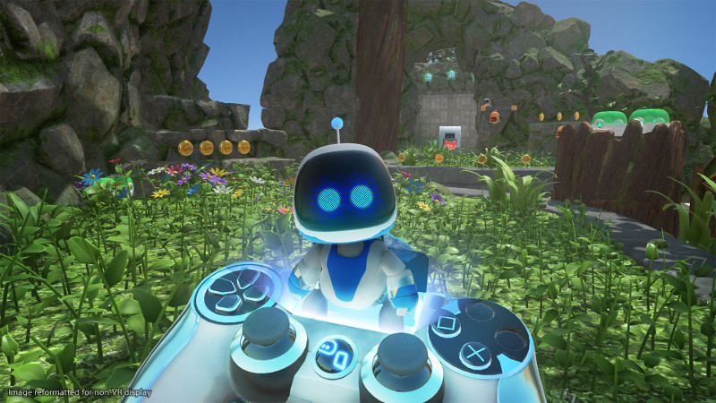 Astro Bot Rescue Mission 11