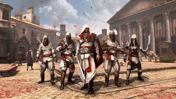 Assassin's Creed: Brotherhood 11