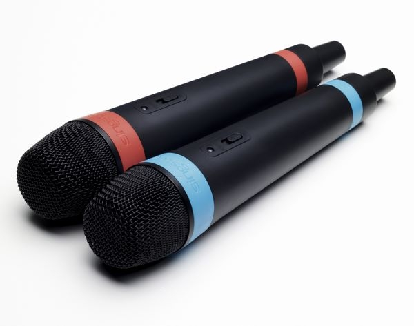 SingStar Wireless Mikrofon