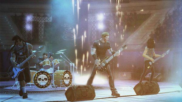 Zur Guitar Hero Metallica Galerie!