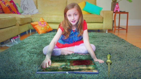 zu unserer WonderBook Galerie!