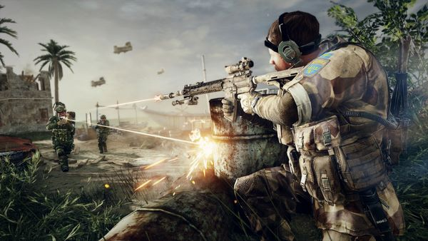 Medal of Honor: Warfighter 07