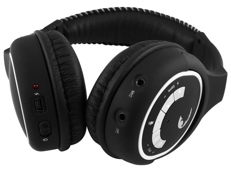 Lioncast LX-30 PS3 und Xbox360 wireless Headset 03