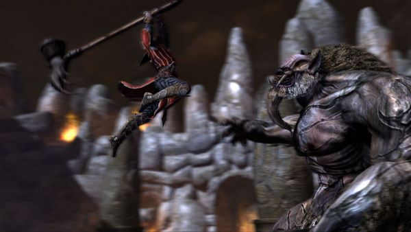 Zur Castlevania: Lords of Shadow Galerie!