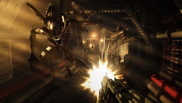 Zur Aliens vs Predator Galerie!