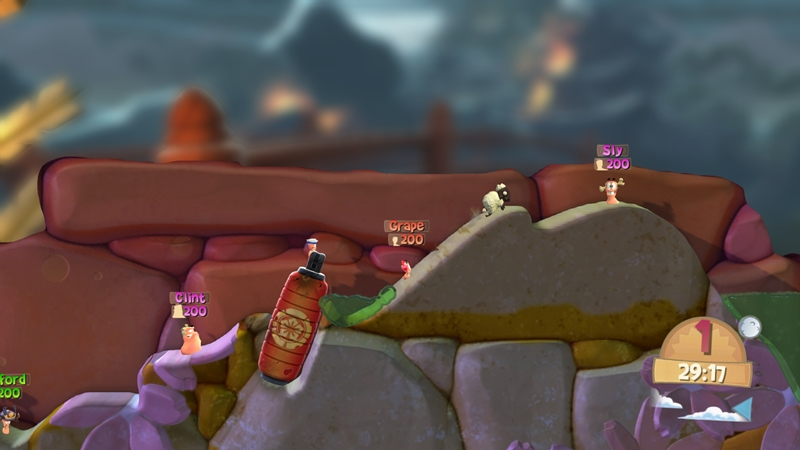 Worms Battlegrounds 07