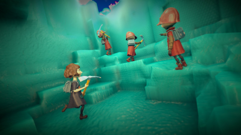 Zur The Tomorrow Children Bildergalerie!