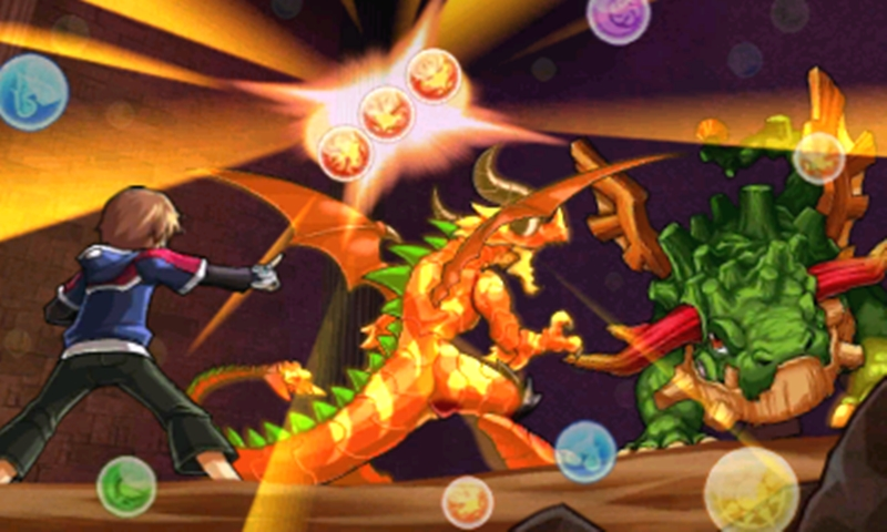 Puzzle&Dragons Z 02
