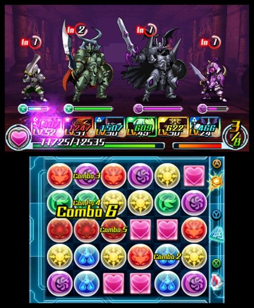 Puzzle&Dragons Z 03