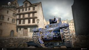 World of Tanks PS4 04