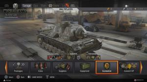 World of Tanks PS4 08