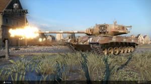 World of Tanks PS4 11