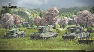 World of Tanks PS4 14