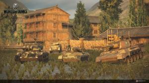 World of Tanks PS4 15