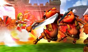 Hyrule Warriors Legends 10
