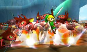 Hyrule Warriors Legends 13