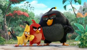 Angry Birds 07