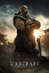 Warcraft: The Beginning Charakterposter Doomhammer 01
