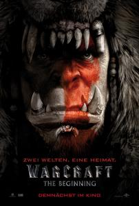 Warcraft: The Beginning Charakterposter Durotan 01