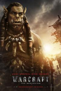 Warcraft: The Beginning Charakterposter Durotan 02