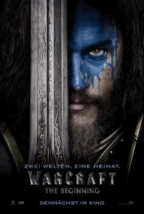 Warcraft: The Beginning Charakterposter Lothar 01