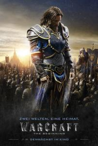 Warcraft: The Beginning Charakterposter Lothar 02