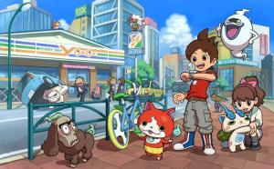 Yokai Watch 01