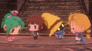 World of Final Fantasy 08