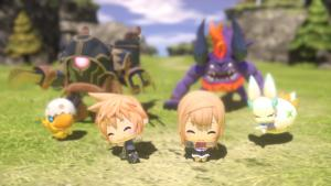 World of Final Fantasy 11
