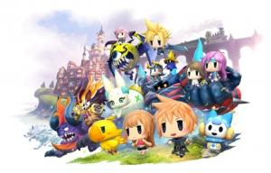 World of Final Fantasy 12