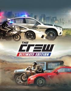 The Crew Ultimate Edition 01