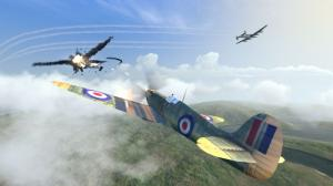 Warplanes WW2 Dogfight 01