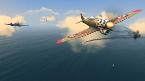 Warplanes WW2 Dogfight 05