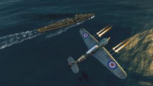 Warplanes WW2 Dogfight 07