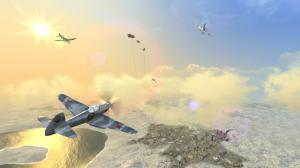 Warplanes WW2 Dogfight 08