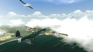 Warplanes WW2 Dogfight 14