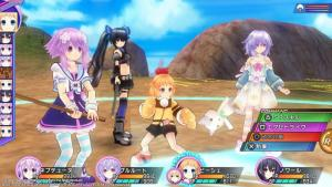 Hyperdimension Neptunia Rebirth3 04