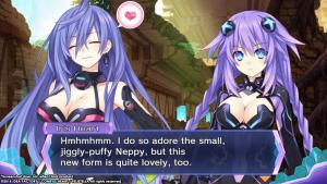 Hyperdimension Neptunia Rebirth3 08