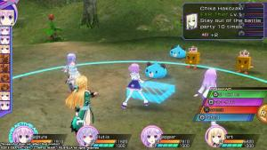 Hyperdimension Neptunia Rebirth3 11