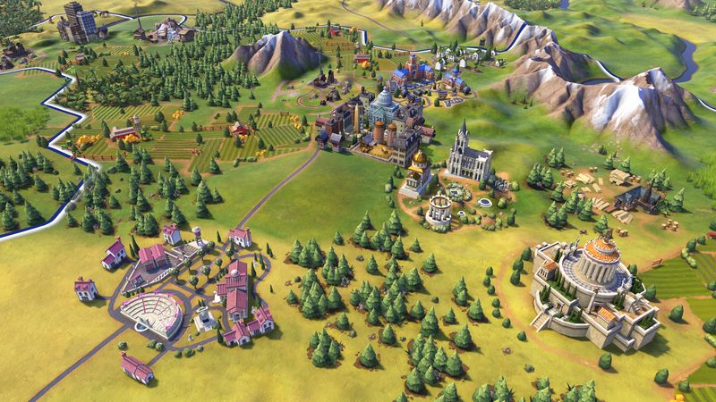 Sid Meier's Civilization VI Test