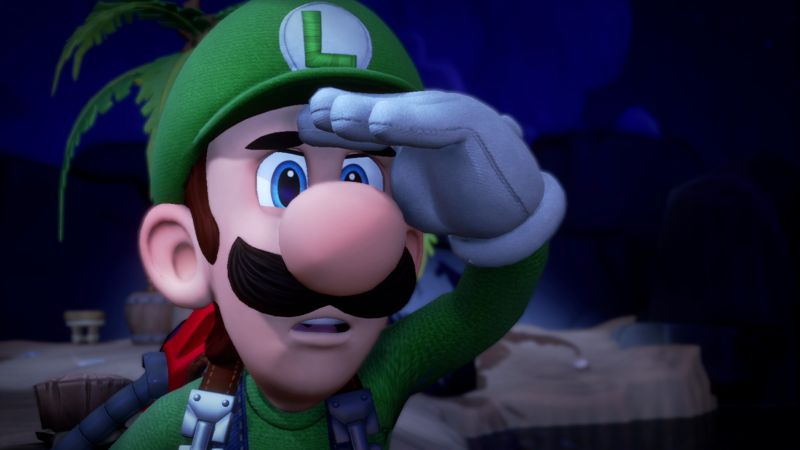 Luigi's Mansion 3 Test