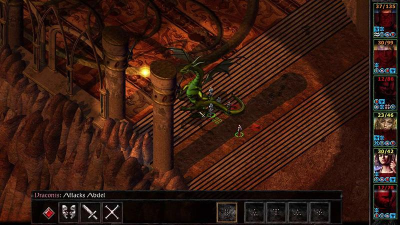 Baldur's Gate Enhanced Edition Test